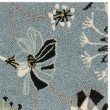 Product Image of Blue, Ivory (B) Floral / Botanical Area Rug