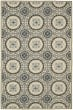 Product Image of Contemporary / Modern Cement, Blue (E) Area Rug