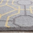 Product Image of Grey, Gold (F) Moroccan Area Rug