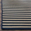 Product Image of Ivory, Navy (B) Striped Area Rug