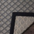 Product Image of Ivory, Black (A) Casual Area Rug