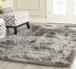 Product Image of Silver (B) Shag Area Rug