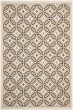 Product Image of Cream, Chocolate (0212) Moroccan Area Rug