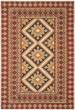 Product Image of Red, Natural (0334) Southwestern / Lodge Area Rug