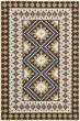 Product Image of Southwestern Chocolate, Green (0624) Area Rug