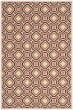 Product Image of Moroccan Cream, Red (0313) Area Rug