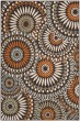 Product Image of Transitional Chocolate, Terracotta (0725) Area Rug