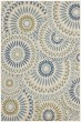 Product Image of Transitional Cream, Green (0614) Area Rug