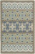 Product Image of Contemporary / Modern Green, Blue (0642) Area Rug