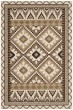 Product Image of Southwestern / Lodge Creme, Brown (0215) Area Rug