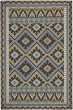 Product Image of Southwestern / Lodge Green, Chocolate (0642) Area Rug