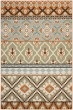 Product Image of Southwestern Green, Terracotta (0745) Area Rug