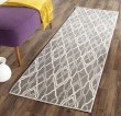 Product Image of Grey, Light Grey (C) Moroccan Area Rug