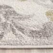 Product Image of Ivory, Light Grey (E) Floral / Botanical Area Rug