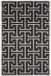 Product Image of Outdoor / Indoor Anthracite, Light Grey (G) Area Rug
