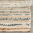 Product Image of Natural, Black (A) Casual Area Rug