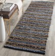 Product Image of Blue (A) Striped Area Rug