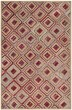 Product Image of Transitional Natural, Red (B) Area Rug