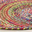 Product Image of Red, Green, Yellow (A) Bohemian Area Rug
