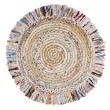 Product Image of Bohemian Ivory, Beige (B) Area Rug