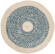 Product Image of Bohemian Light Blue, Natural (M) Area Rug
