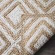 Product Image of Natural, Ivory (A) Natural Fiber Area Rug