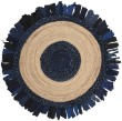 Product Image of Bohemian Navy, Natural (N) Area Rug