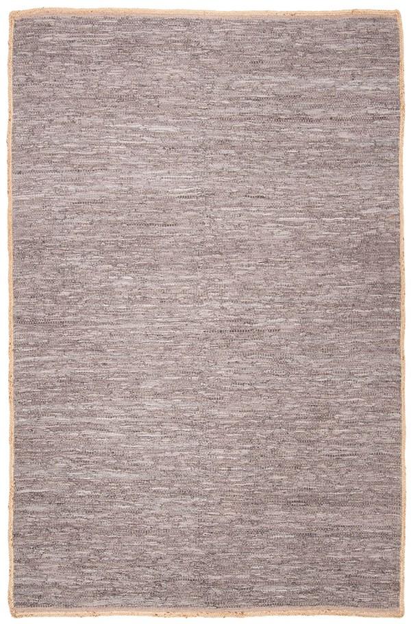 Light Grey, Natural (G) Natural Fiber Area Rug