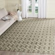 Product Image of Grey, Ivory (D) Transitional Area Rug