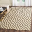 Product Image of Ivory, Grey (D) Transitional Area Rug