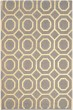 Product Image of Transitional Grey, Gold (Q) Area Rug