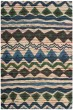 Product Image of Southwestern / Lodge Blue. Green (A) Area Rug