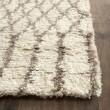 Product Image of White, Grey (A) Southwestern / Lodge Area Rug