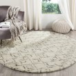 Product Image of White, Grey (A) Southwestern / Lodge Area Rug