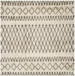 Product Image of Ivory, Dark Brown (A) Southwestern / Lodge Area Rug