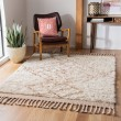Product Image of Ivory, Rust (A) Bohemian Area Rug