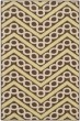 Product Image of Chevron Brown, Ivory (AB) Area Rug