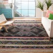 Product Image of Brown (A) Southwestern / Lodge Area Rug