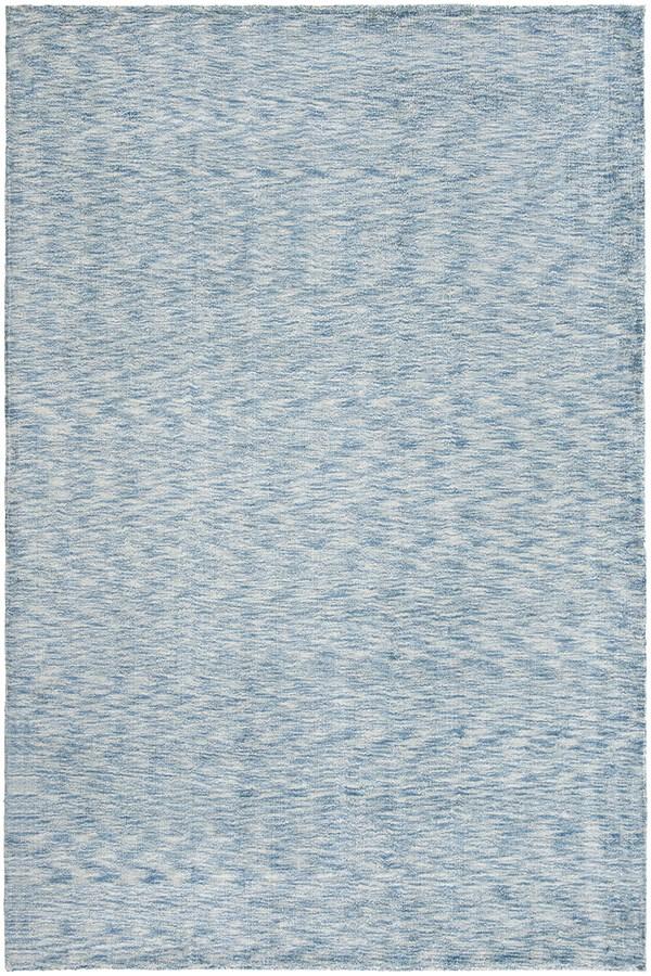 Blue (B) Casual Area Rug