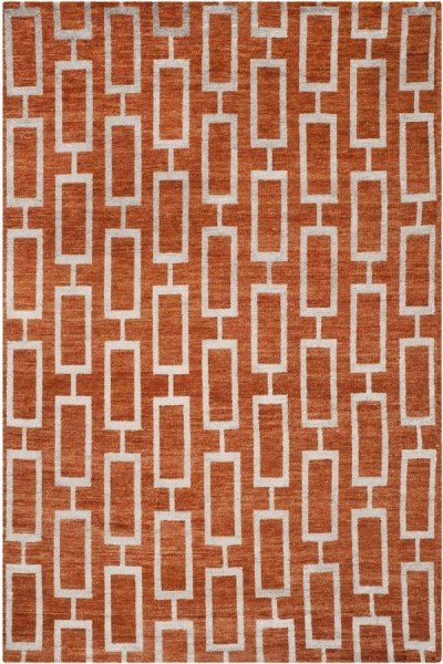 Rust (A) Transitional Area Rug