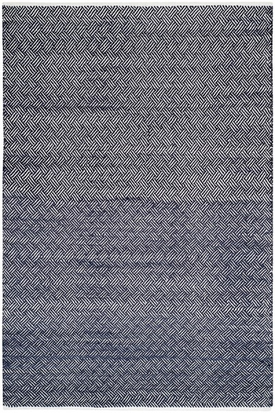 Navy (D) Casual Area Rug