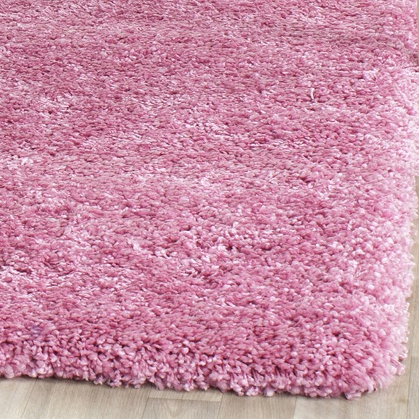 Pink (3232) Solid Area Rug