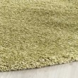 Product Image of Green (5252) Solid Area Rug