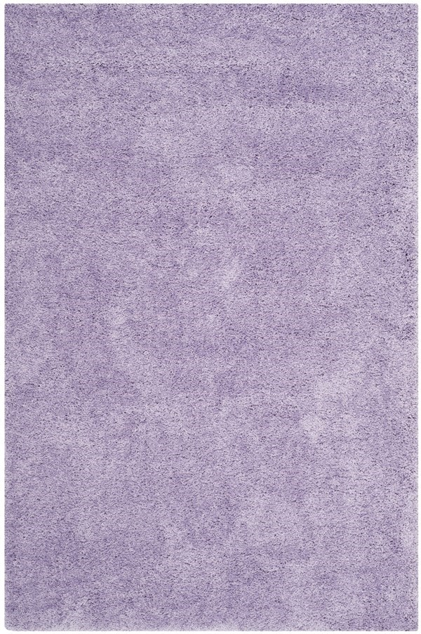 Lilac (7272) Solid Area Rug