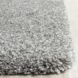Product Image of Silver (7575) Solid Area Rug