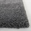 Product Image of Dark Grey (8484) Solid Area Rug