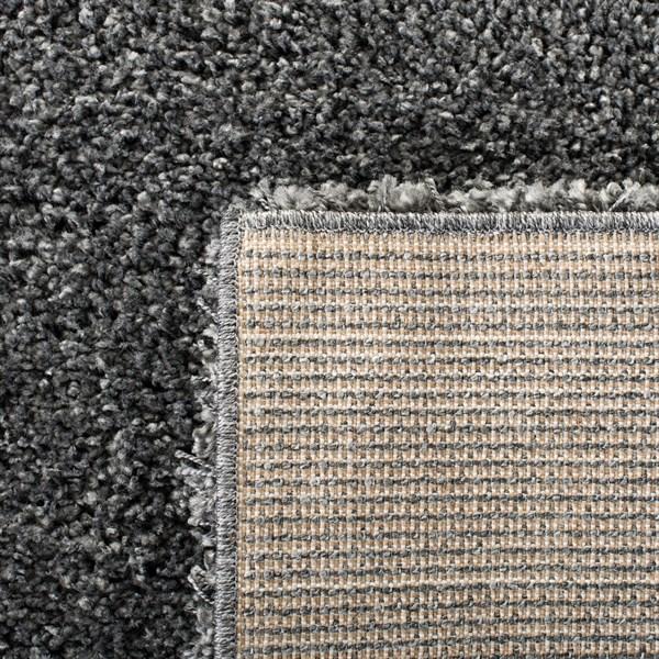 Dark Grey (8484) Solid Area Rug