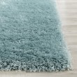 Product Image of Light Blue (D) Solid Area Rug