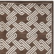 Product Image of Brown, Creme (A) Moroccan Area Rug