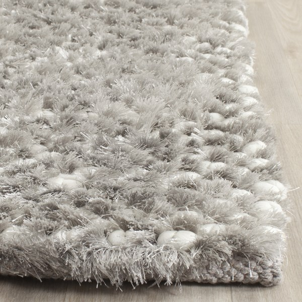 Silver (S) Casual Area Rug